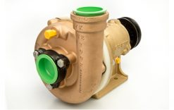 BRASS WATER PUMP CR-200-2T