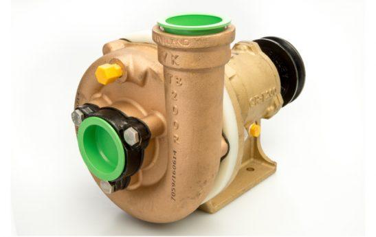 BRASS WATER PUMP CR-200-2T