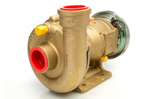 BRASS WATER PUMP TBC-150 CLUTCH