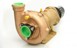 BRASS WATER PUMP TB-200 COUPLING