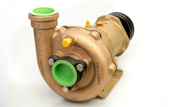 BRASS WATER PUMP TB-200